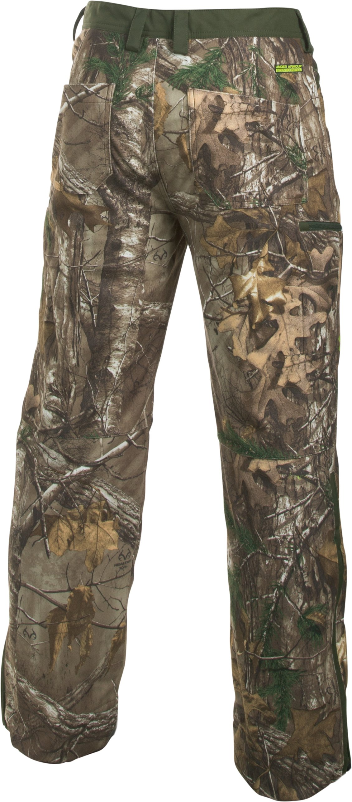 Men's UA ColdGear® Infrared Scent Control Rut Pants, REALTREE AP-XTRA, undefined