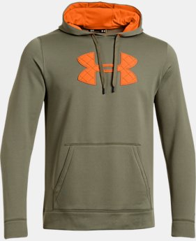 Men's UA Storm Caliber Big Logo Hoodie  1 Color $38.99