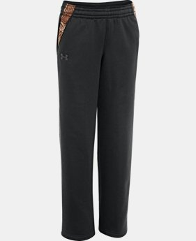 Boys' UA Storm Armour® Fleece Hero Pants   $44.99
