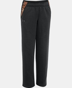 Boys' UA Storm Armour® Fleece Hero Pants LIMITED TIME: FREE U.S. SHIPPING 1 Color $29.99