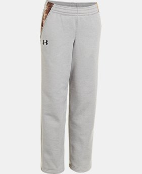 Boys' UA Storm Armour® Fleece Hero Pants  2 Colors $22.49