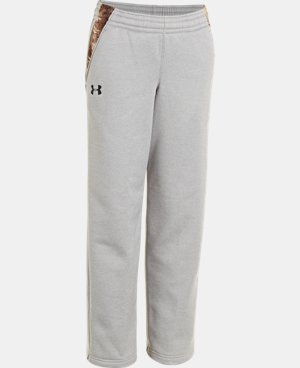 Boys' UA Storm Armour® Fleece Hero Pants  1 Color $22.49 to $29.99