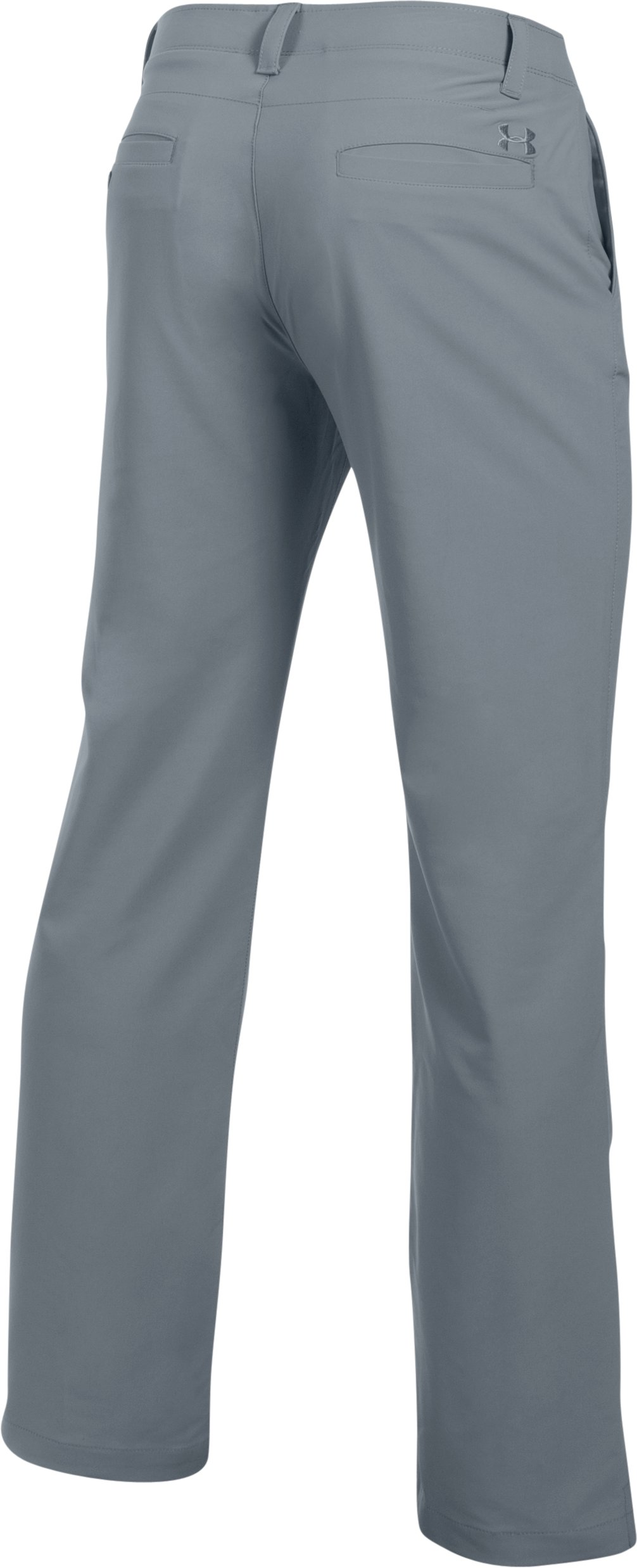 Men's UA Match Play Golf Pants, Steel, undefined
