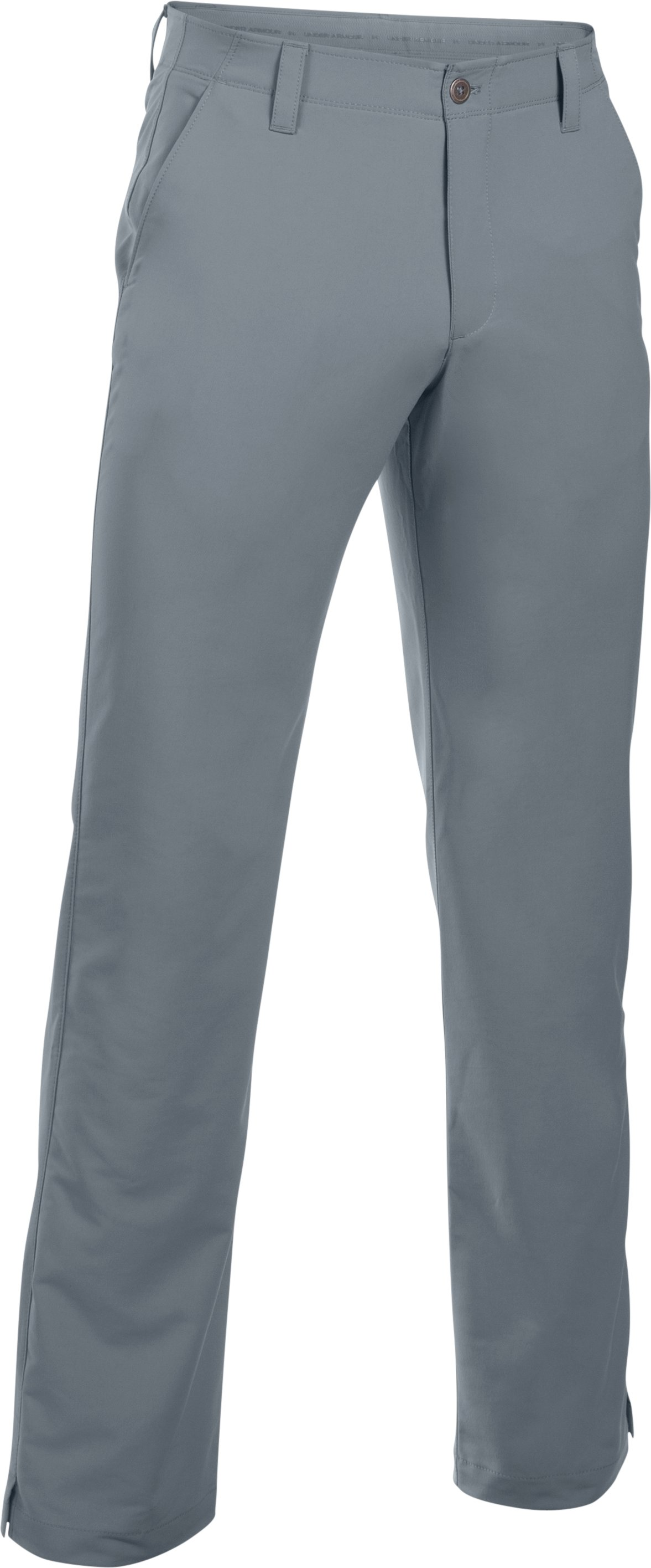 Men's UA Match Play Golf Pants, Steel,