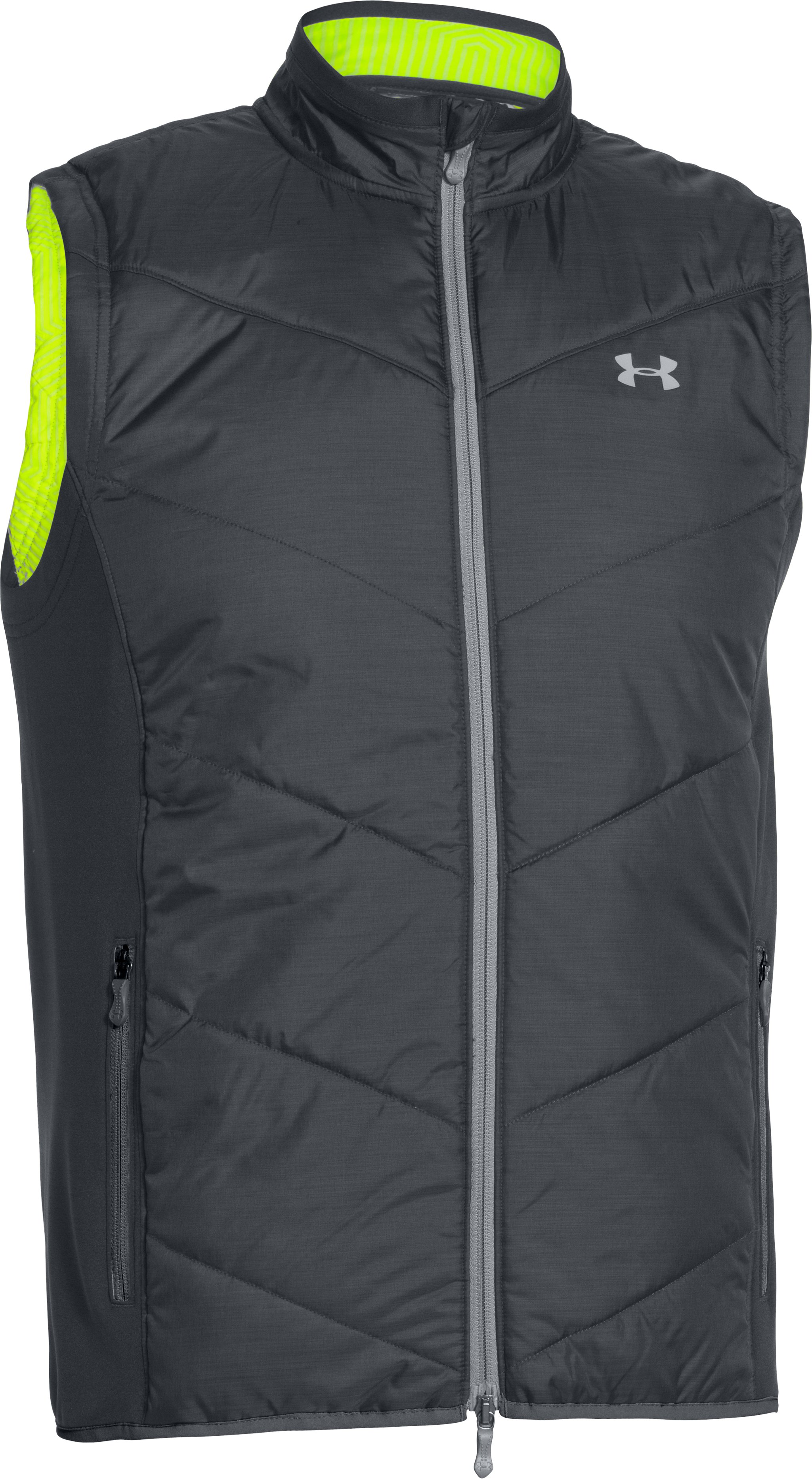 Men's UA Storm ColdGear® Infrared Golf Insulated Vest, ANTHRACITE