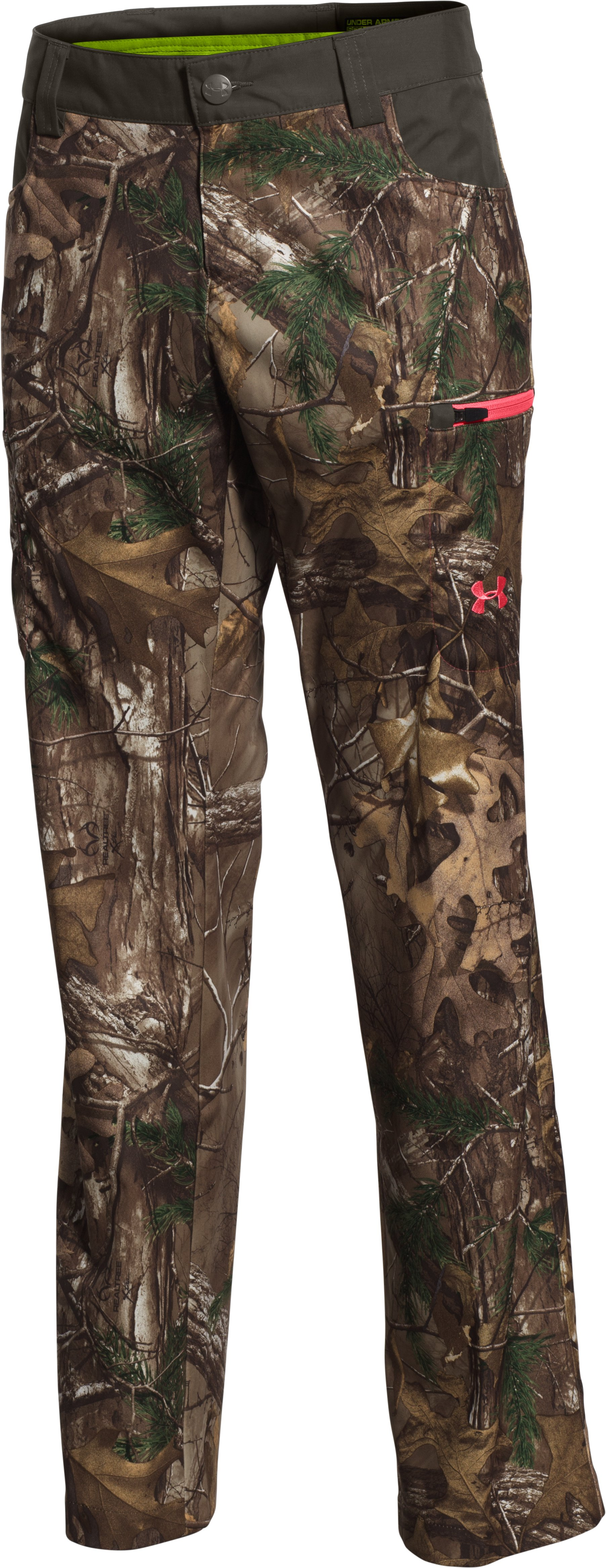 UA Scent Control Early Season Speed Freek Pants, REALTREE AP-XTRA,