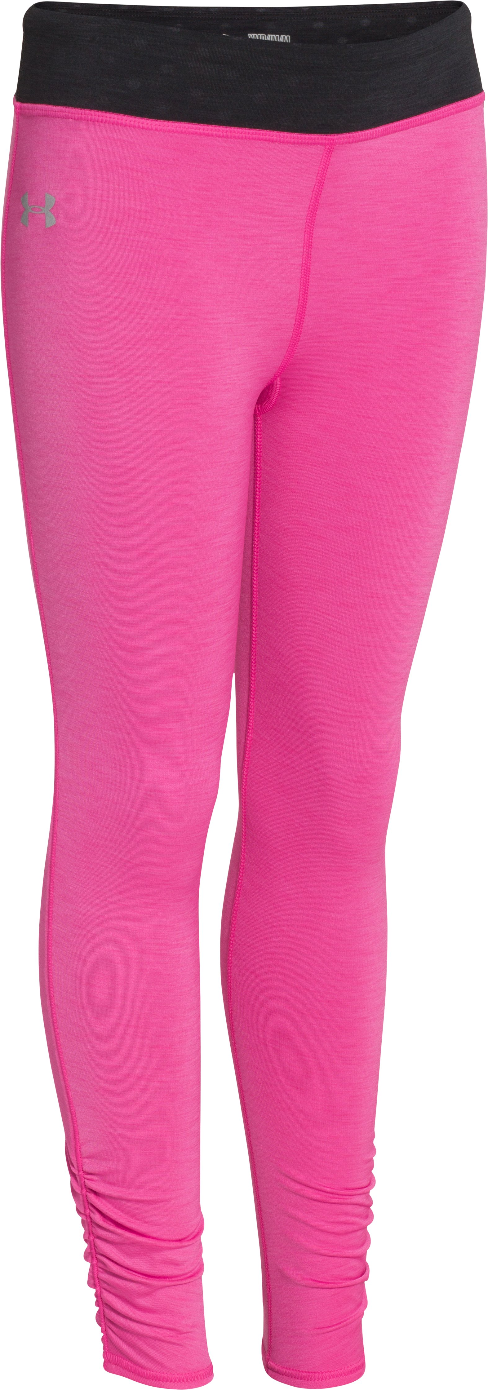 Girls' ColdGear® EVO Mélange Tight, CHAOS, zoomed image