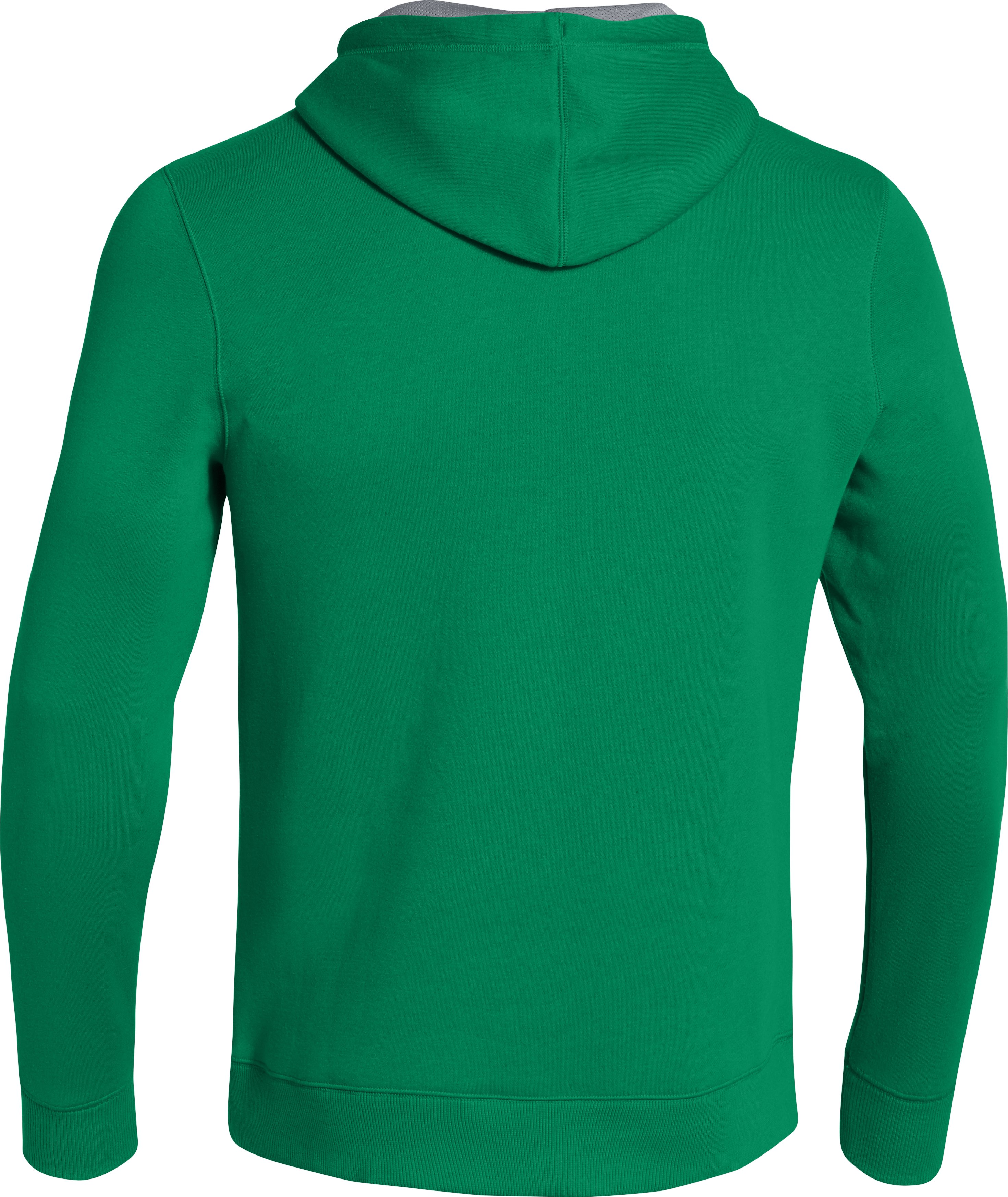Men's UA Rival Sportstyle Hoodie, ASTRO GREEN