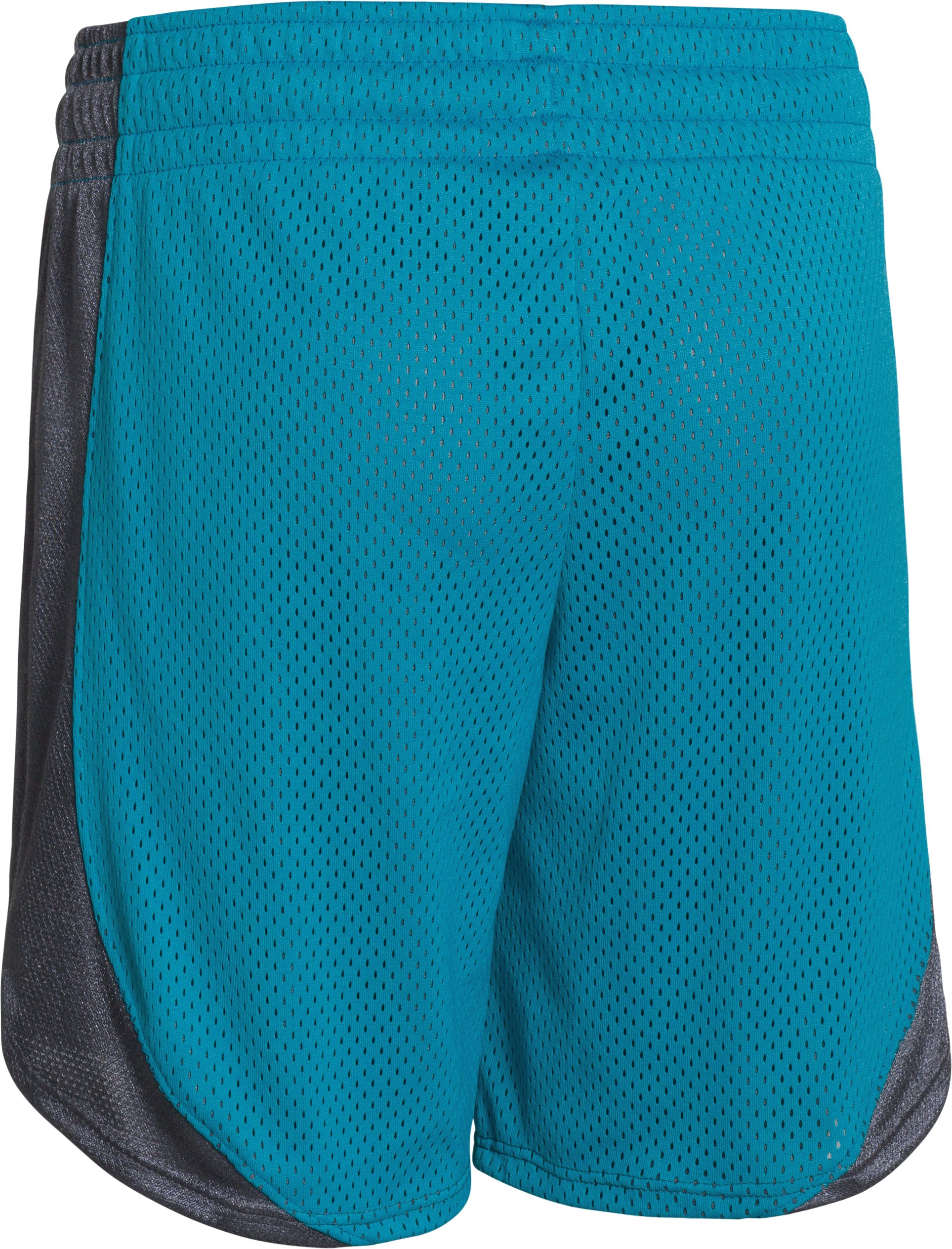 "Girls' UA Skillz 7"" Short, TEAL ICE"