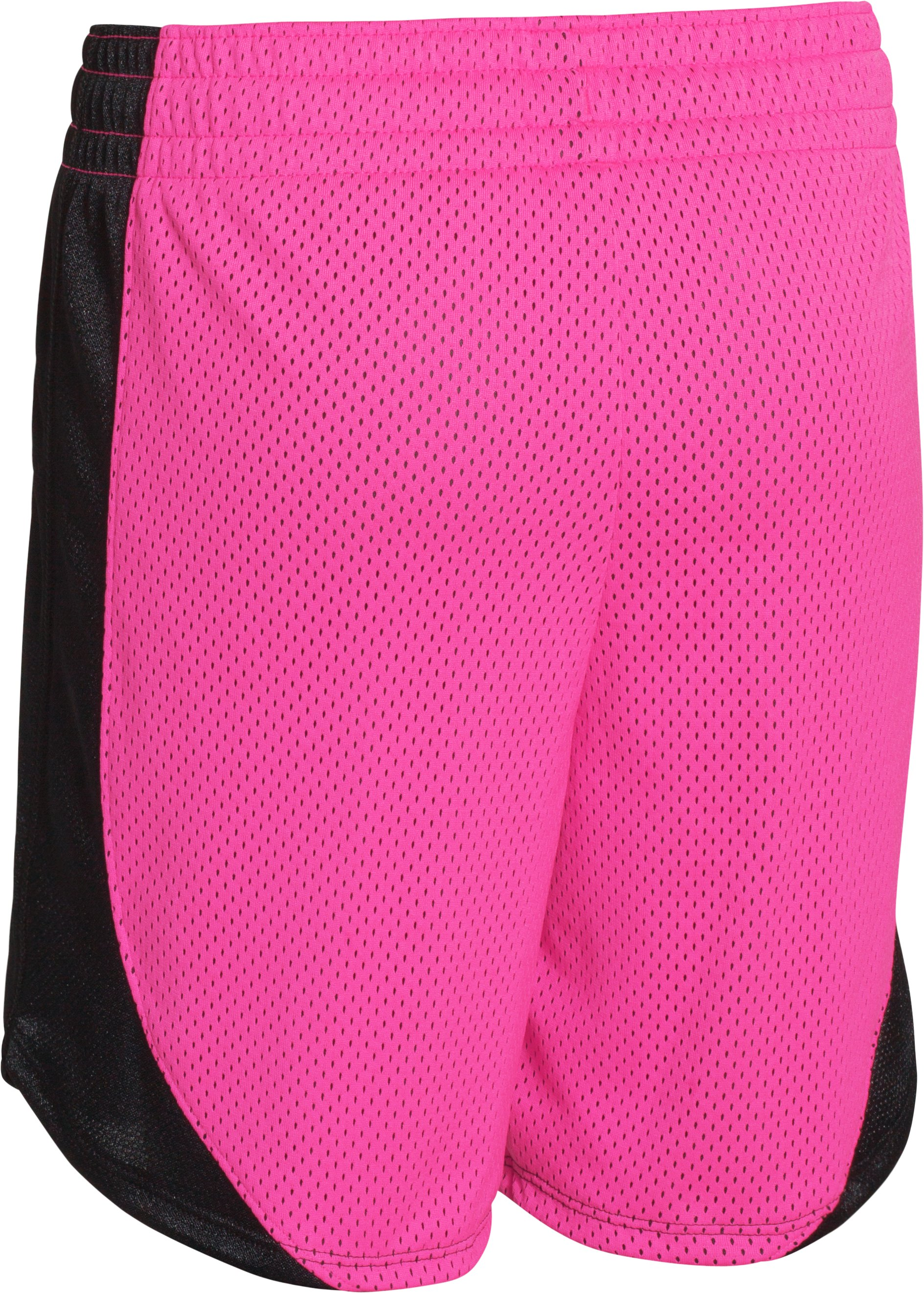 "Girls' UA Skillz 7"" Short, CHAOS"