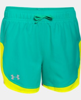 Girls' UA Stunner Short LIMITED TIME: FREE U.S. SHIPPING 1 Color $11.24 to $18.99