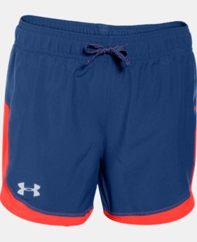 Best Seller Girls' UA Stunner Short  1 Color $24.99