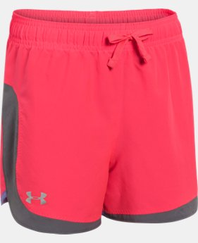 Girls' UA Stunner Short  1 Color $18.99