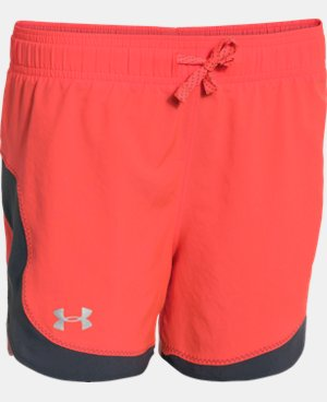 Girls' UA Stunner Short LIMITED TIME: FREE U.S. SHIPPING 2 Colors $11.24 to $18.99