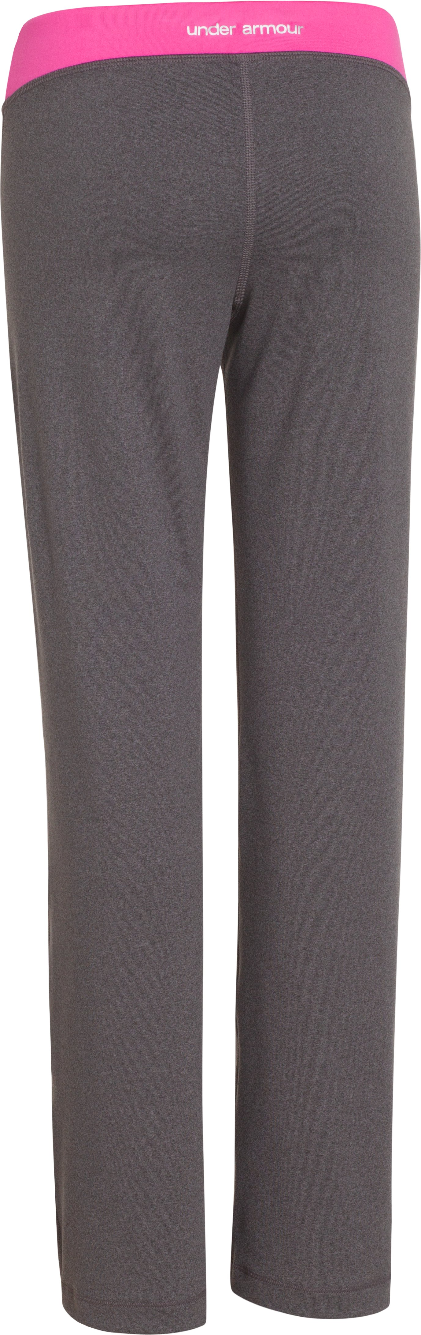 Girls' UA Rally Pant, Carbon Heather