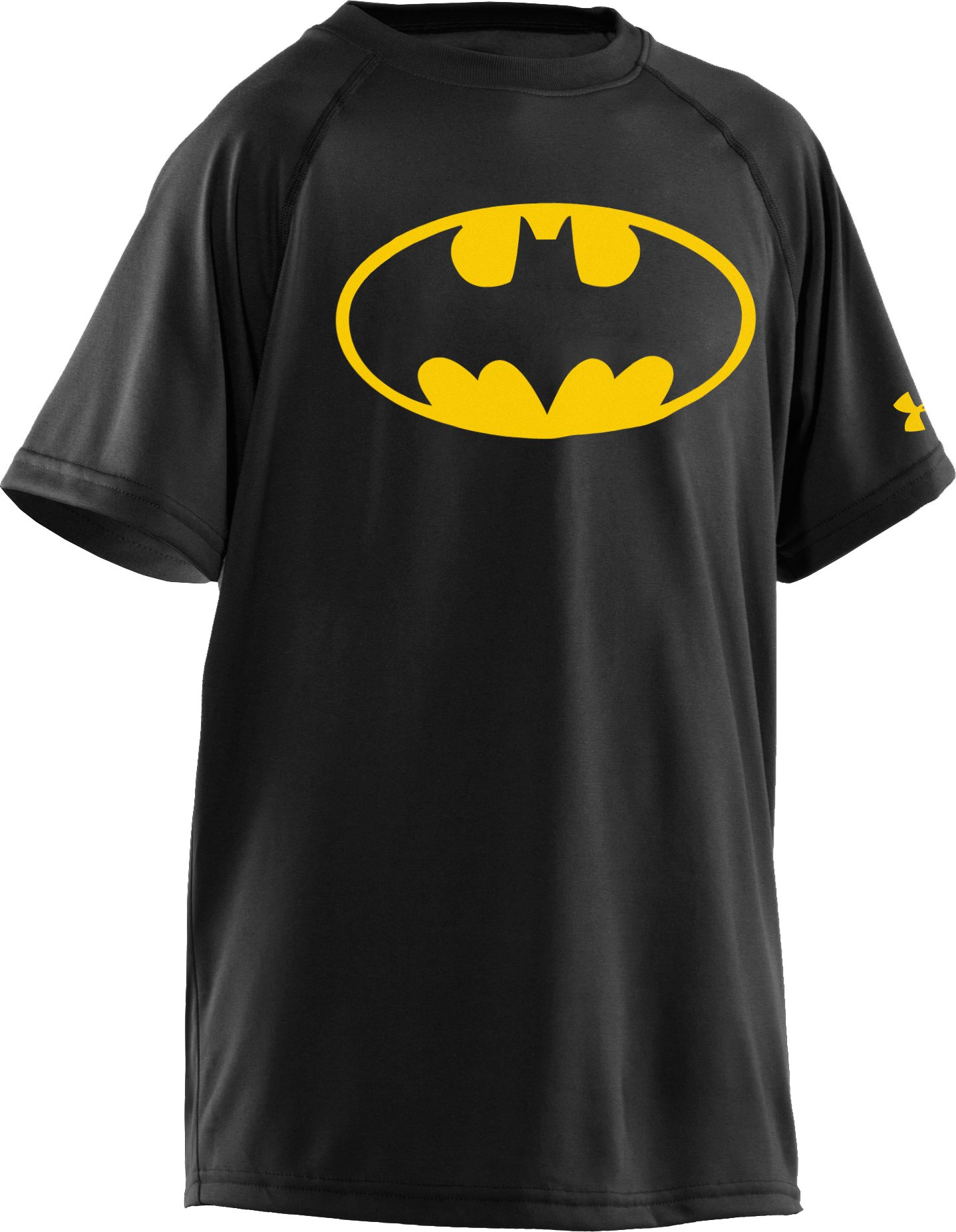 Boys' Under Armour® Alter Ego Batman T-Shirt, Black