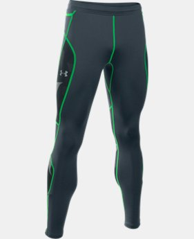Men's UA ColdGear® Infrared Run Leggings  1 Color $52.99