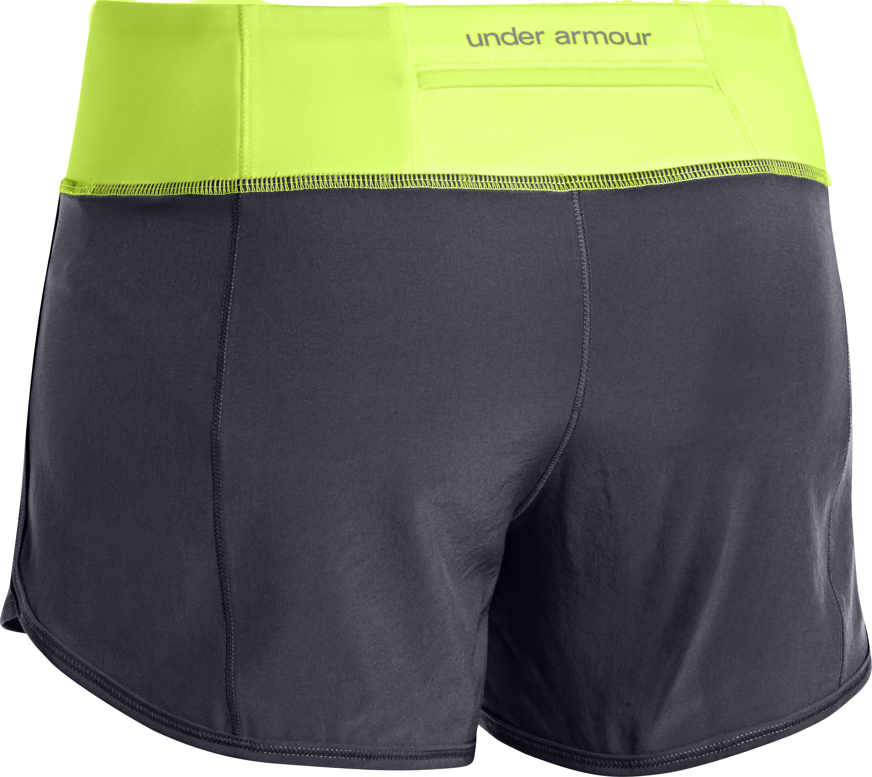 Women's UA Get Going Shorts, Lead