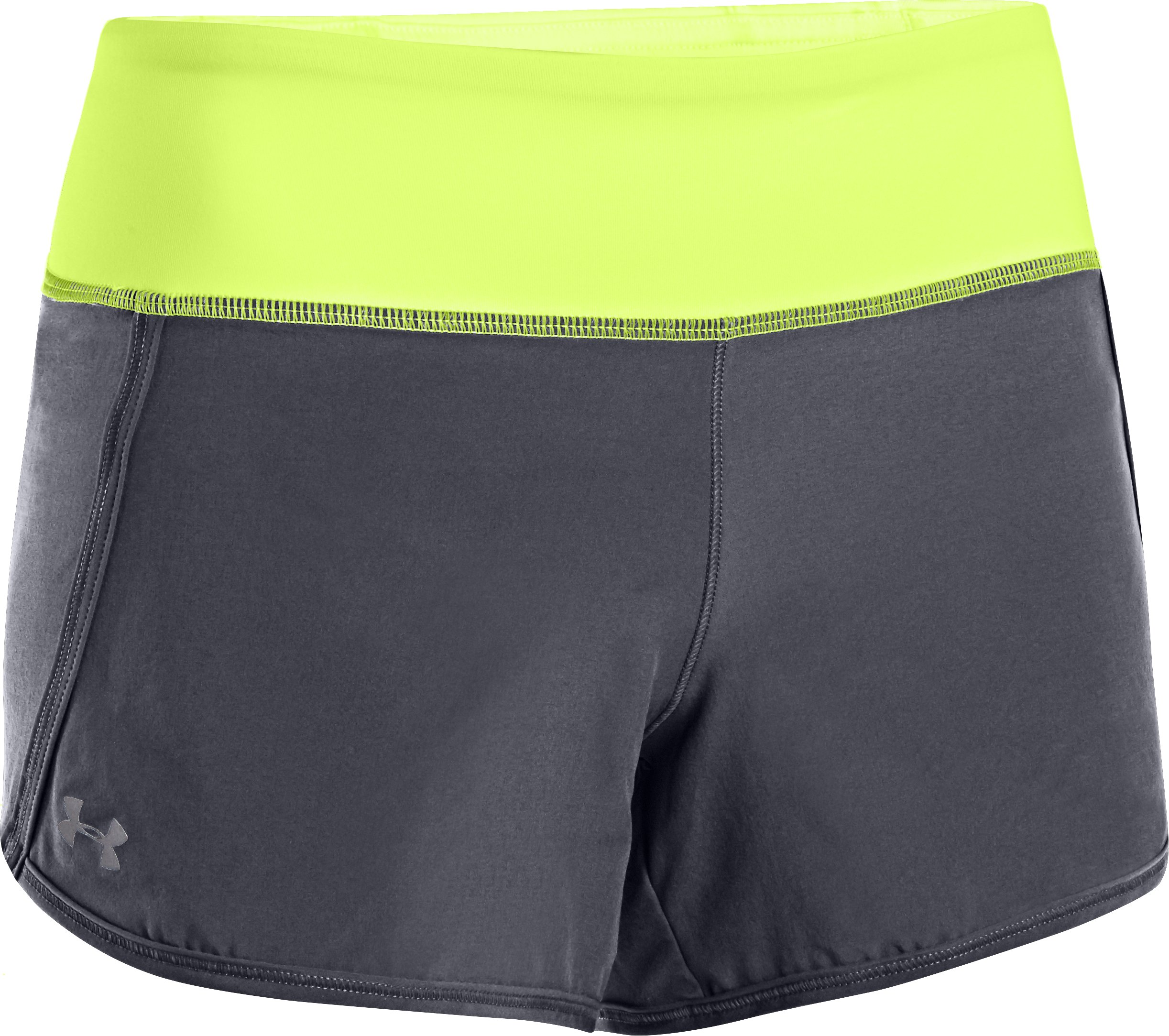 Women's UA Get Going Shorts, Lead, undefined