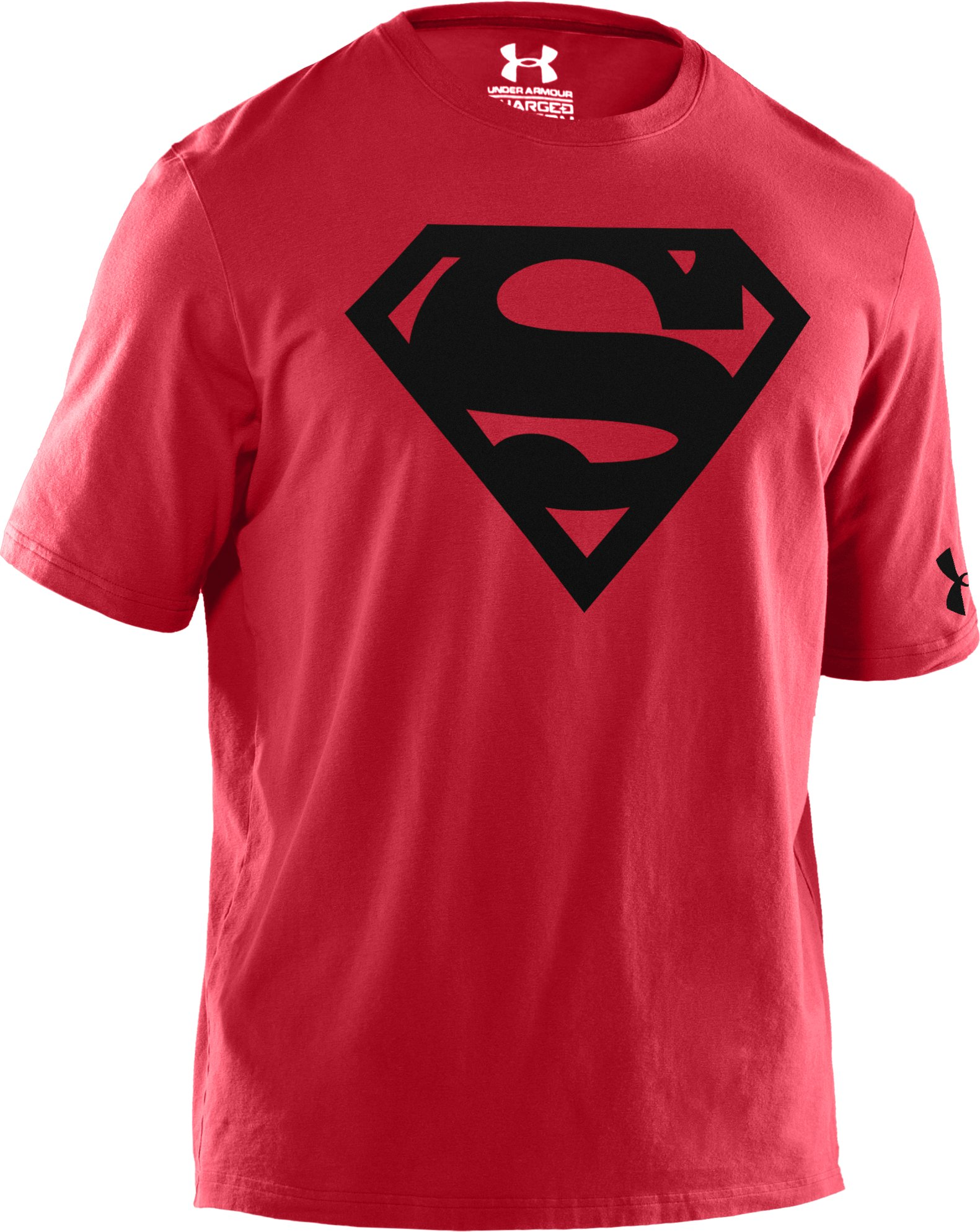 Men's Under Armour® Alter Ego Superman T-Shirt, Red