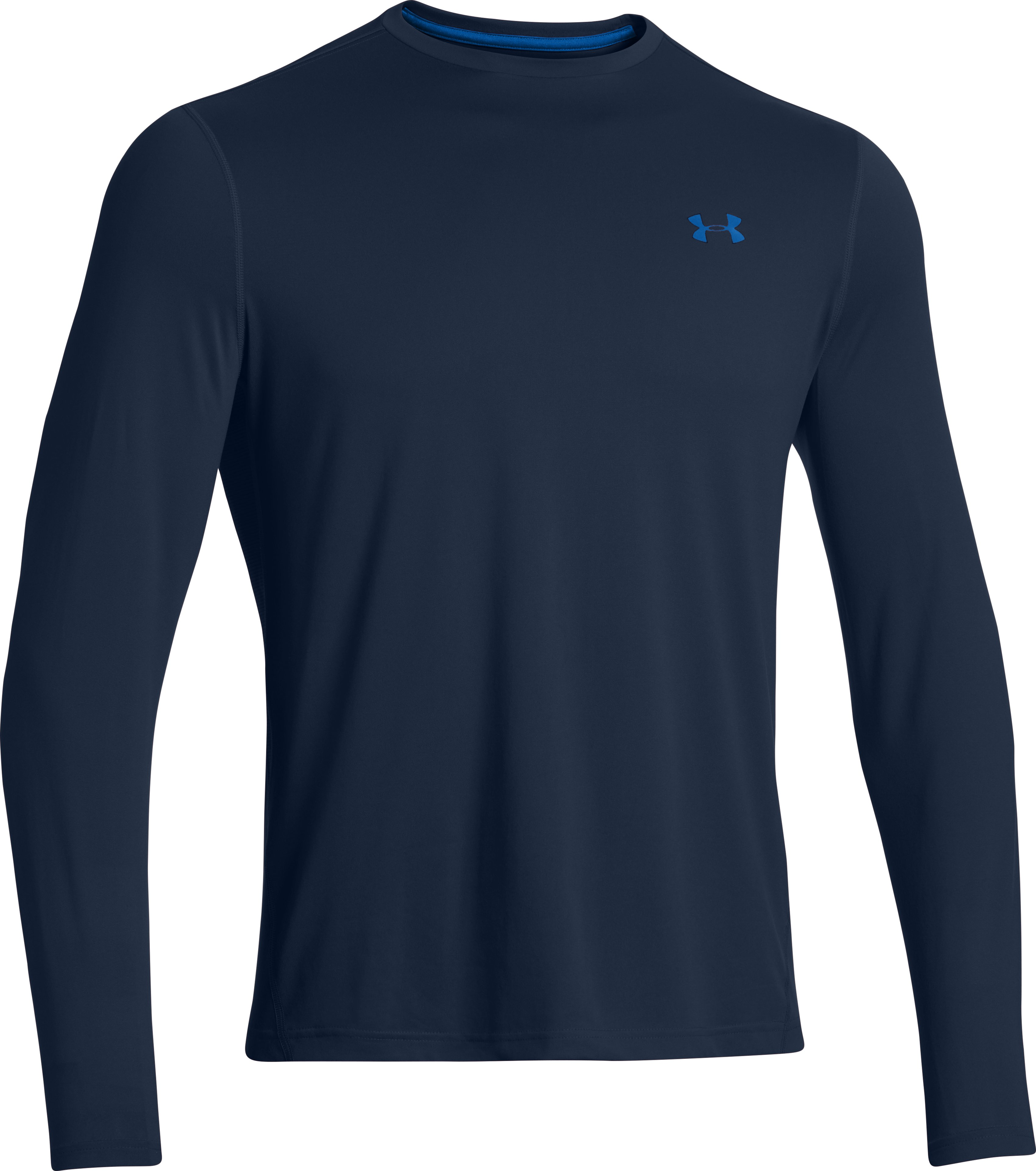 Men's UA Tech™ Long Sleeve T-Shirt, Academy