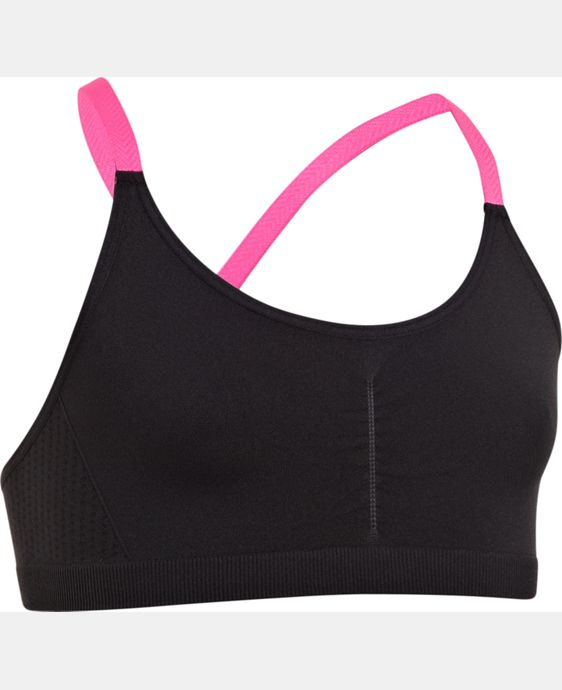 Girls' UA Seamless Sports Bra LIMITED TIME: FREE U.S. SHIPPING 1 Color $14.24