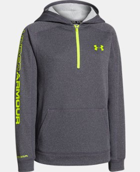 Boys' UA Storm ColdGear® Infrared Hoodie  3 Colors $41.99 to $51.99