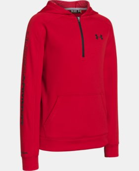 Boys' UA Storm ColdGear® Infrared Hoodie  1 Color $41.99