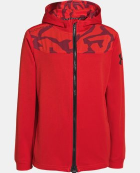 Boys' UA Combine® Training Jacket  1 Color $36.74