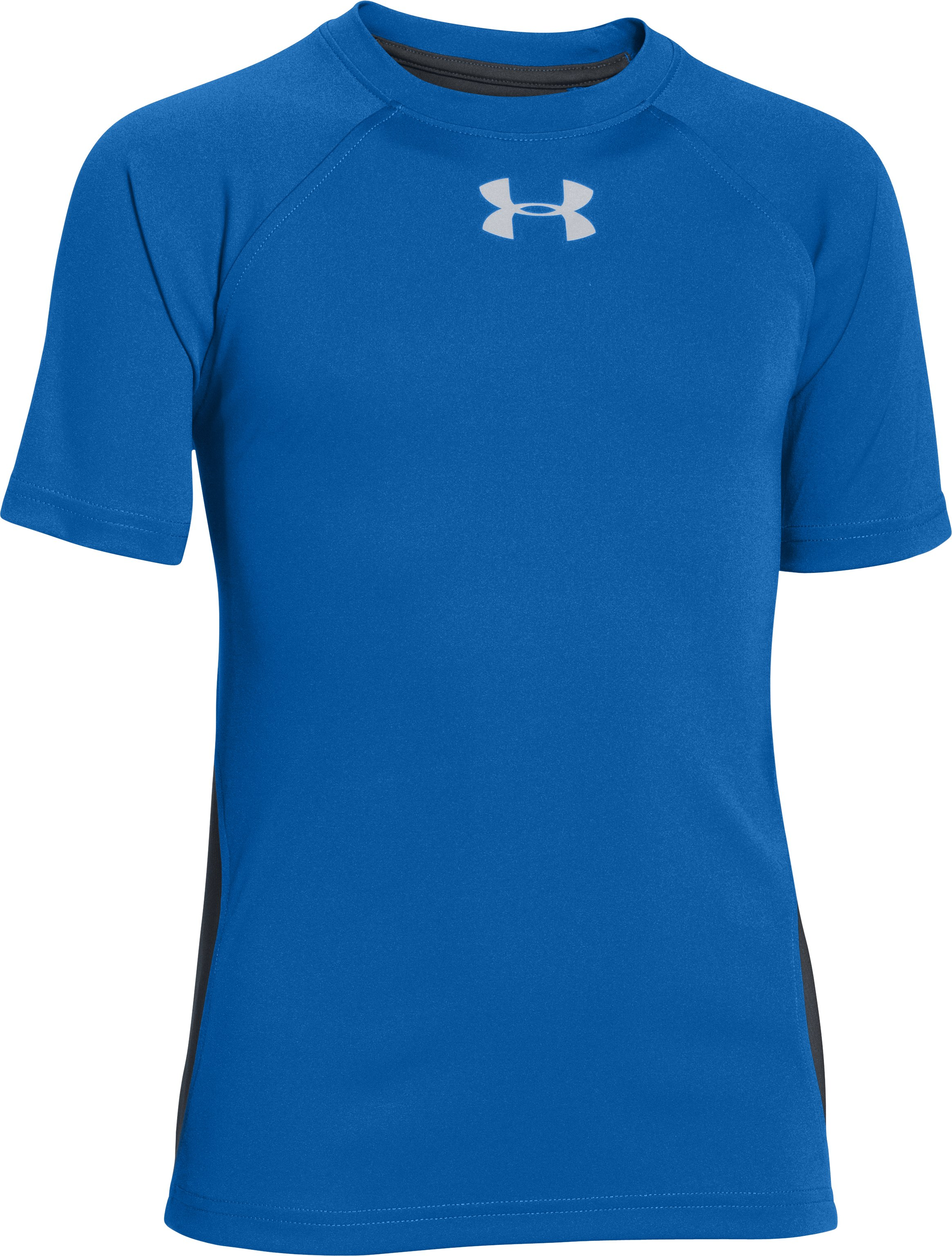 Boys' UA Speed UPF T-Shirt, SCATTER, zoomed image