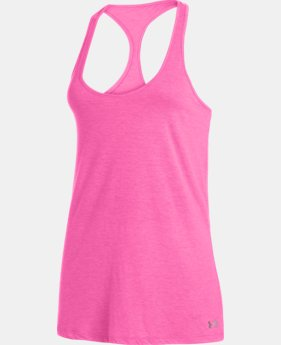 Women's UA Achieve T-Back Tank LIMITED TIME: FREE U.S. SHIPPING 1 Color $24.99