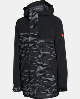 Boys' UA ColdGear® Infrared Hacker Jacket  1 Color $92.99
