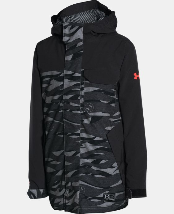 Boys' UA ColdGear® Infrared Hacker Jacket LIMITED TIME: FREE U.S. SHIPPING 1 Color $112.99