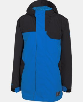 Boys' UA ColdGear® Infrared Hacker Jacket LIMITED TIME: FREE U.S. SHIPPING  $112.99