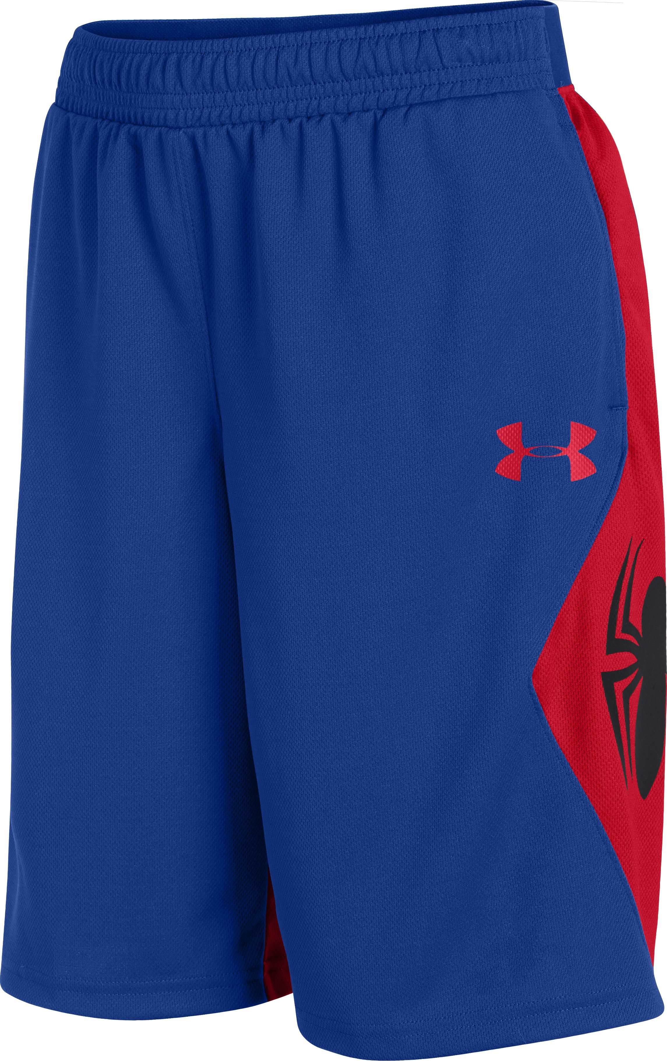 Boys' Under Armour® Hero Shorts, Royal, undefined