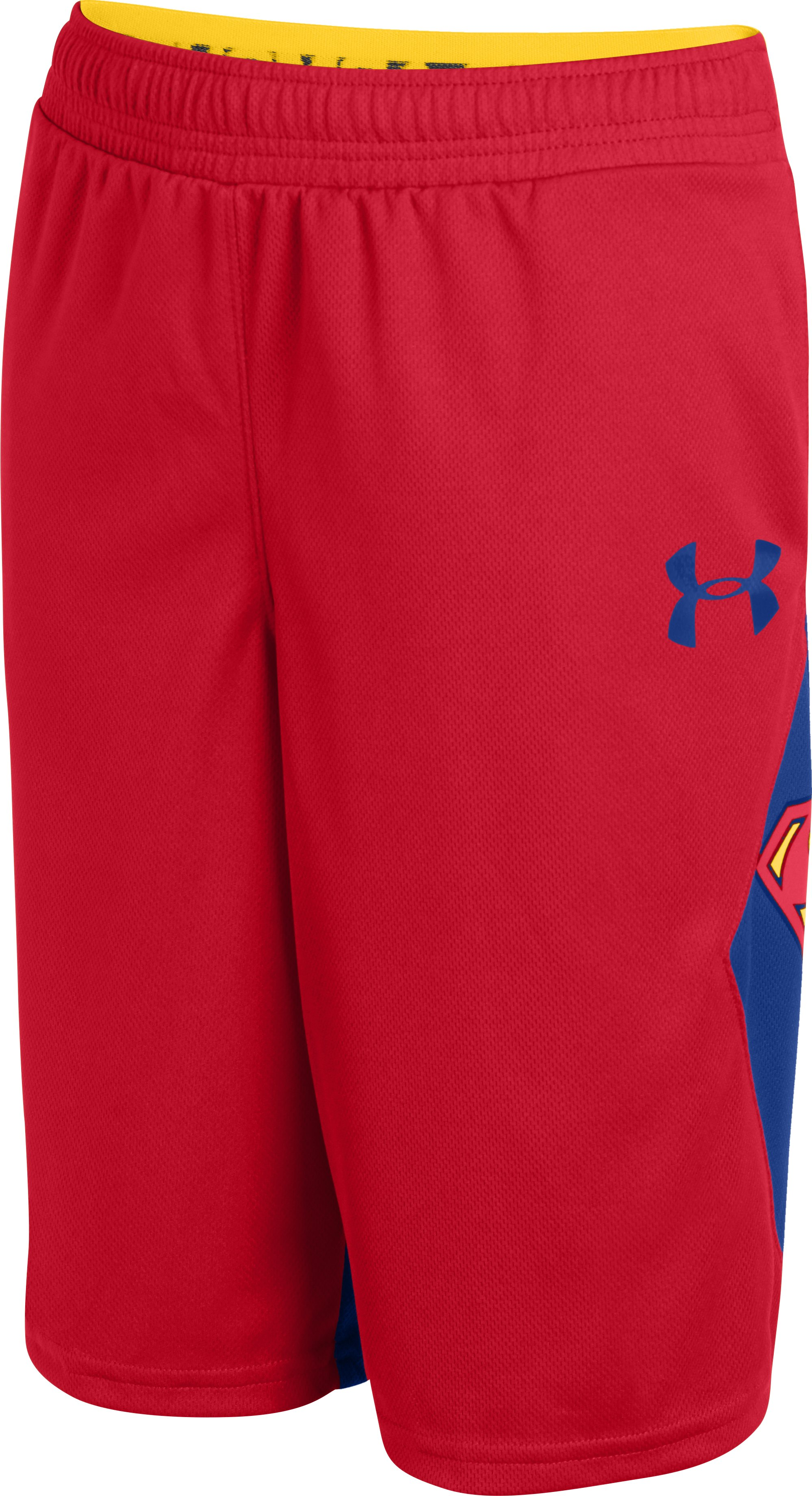 Boys' Under Armour® Hero Shorts, Red