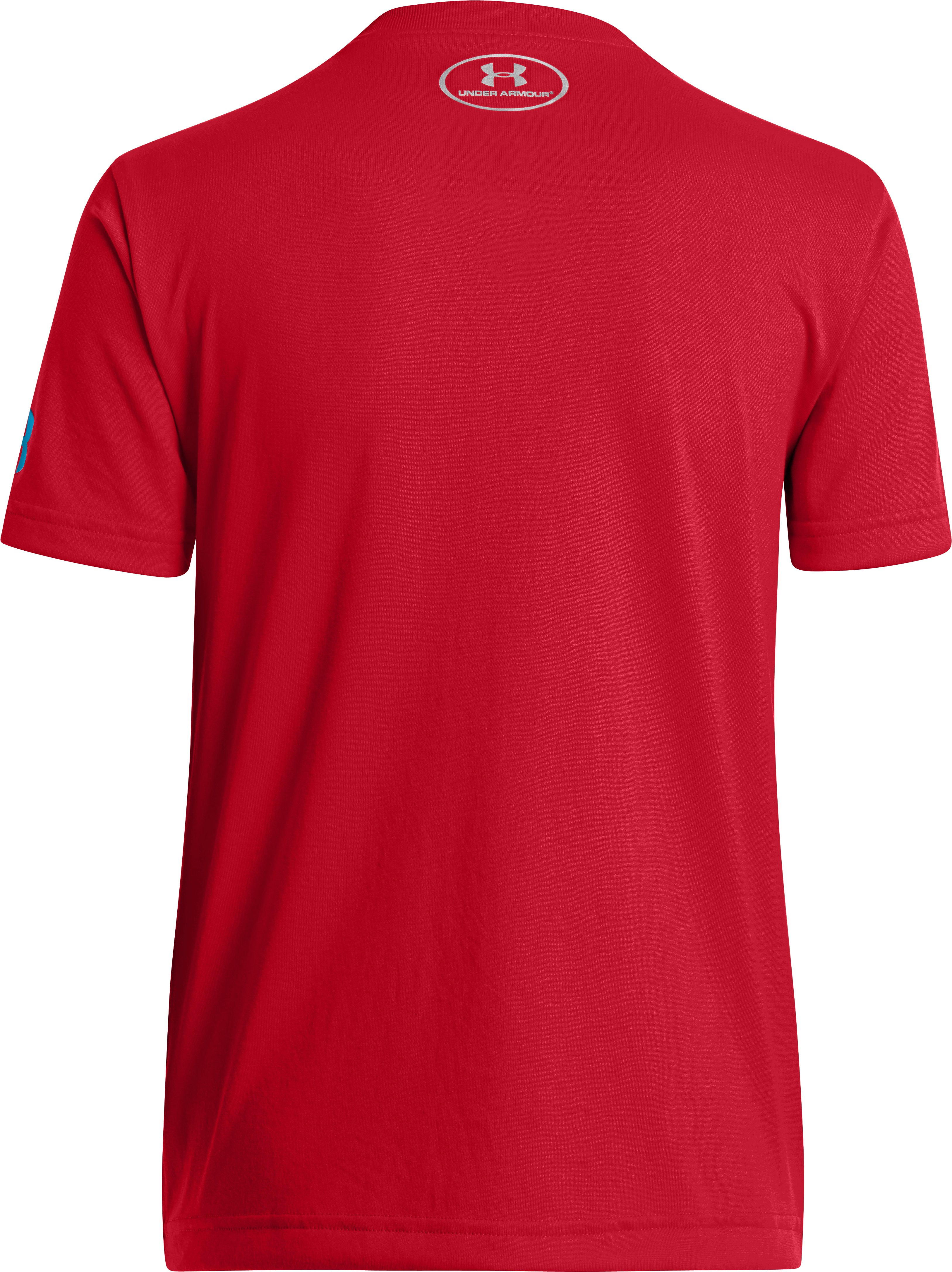 Boys' Under Armour® Alter Ego Spider-Man Action T-Shirt, Red
