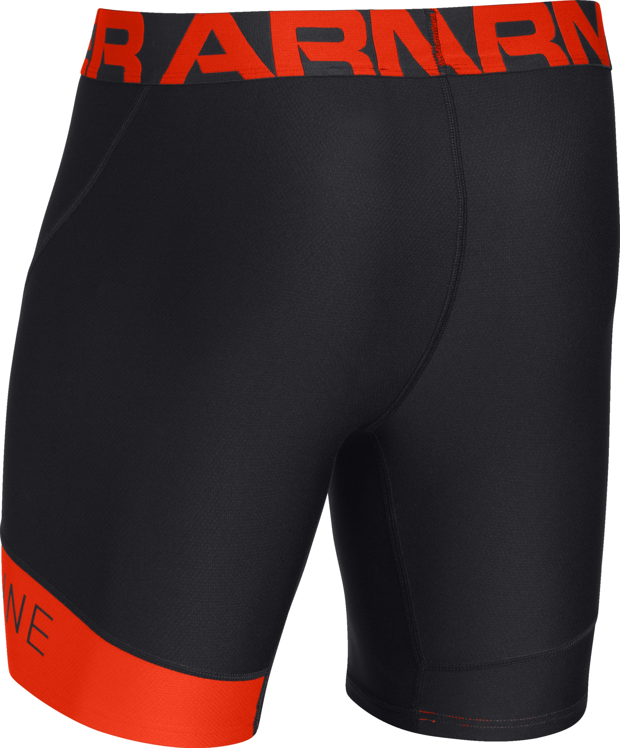 Men's UA Combine® Training Compression Shorts, Black ,