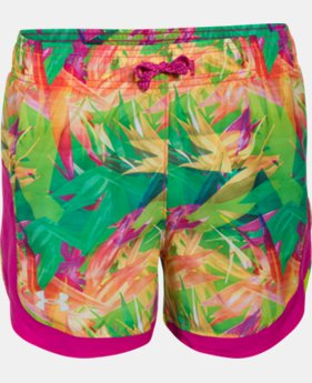 Girls' UA Stunner Novelty Shorts  1 Color $24.99