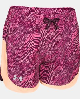 Girls' UA Stunner Novelty Shorts   $16.99 to $20.99