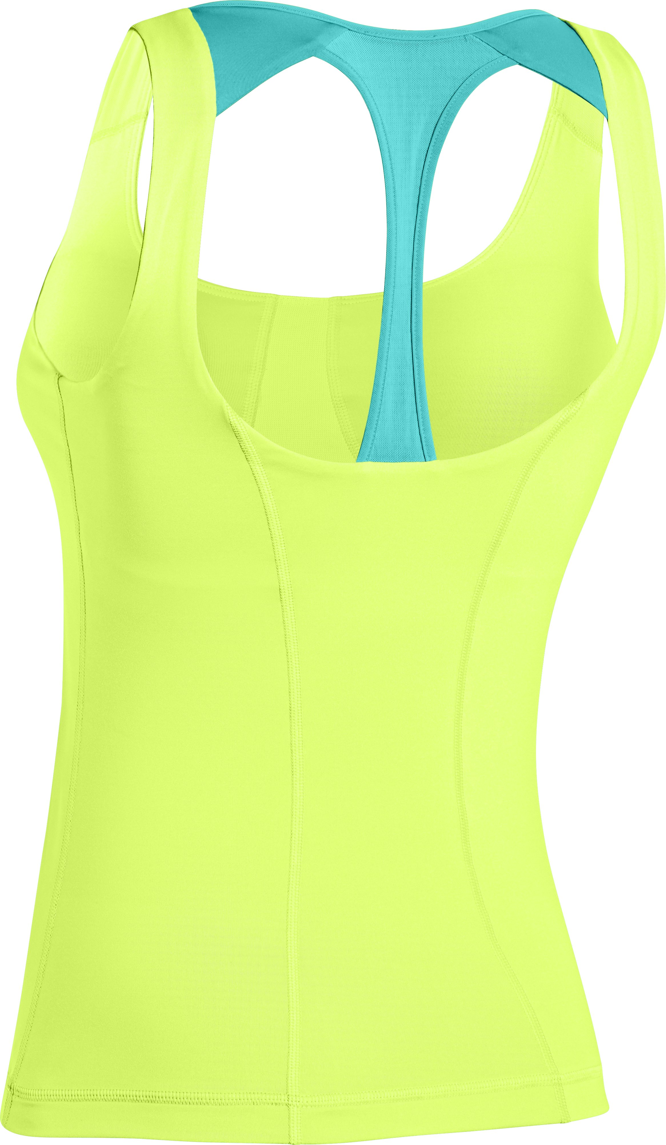 Women's UA Tennis Back In Action Tank, X-Ray