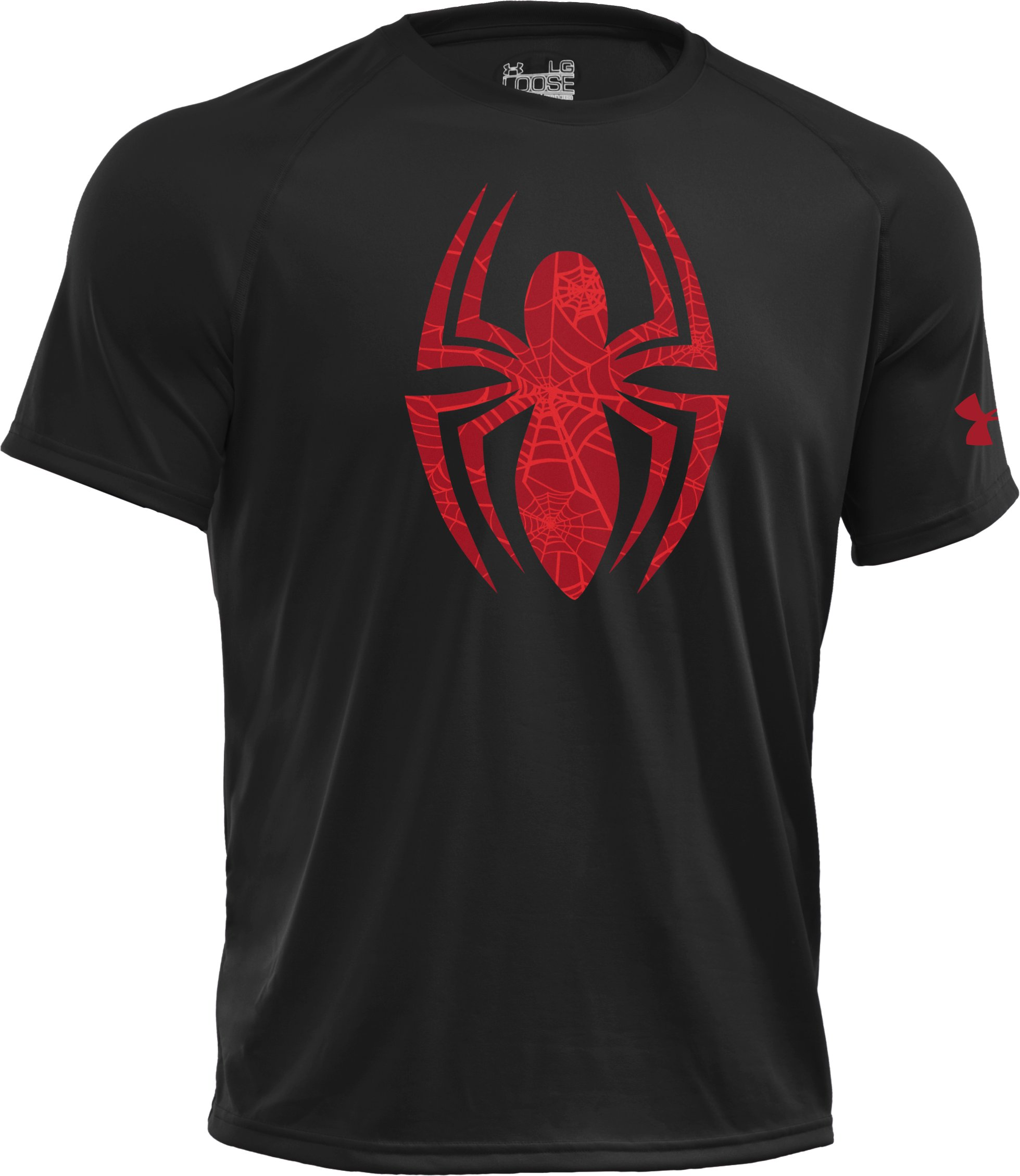 Men's Under Armour® Alter Ego Spider-Man T-Shirt, Black