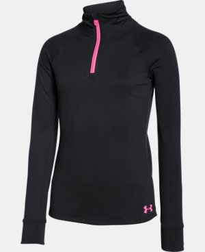 Best Seller Girls' UA Tech™ 1/4 Zip  1 Color $26.99