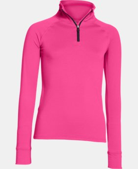 Girls' UA Tech™ 1/4 Zip  1 Color $22.49 to $39.99