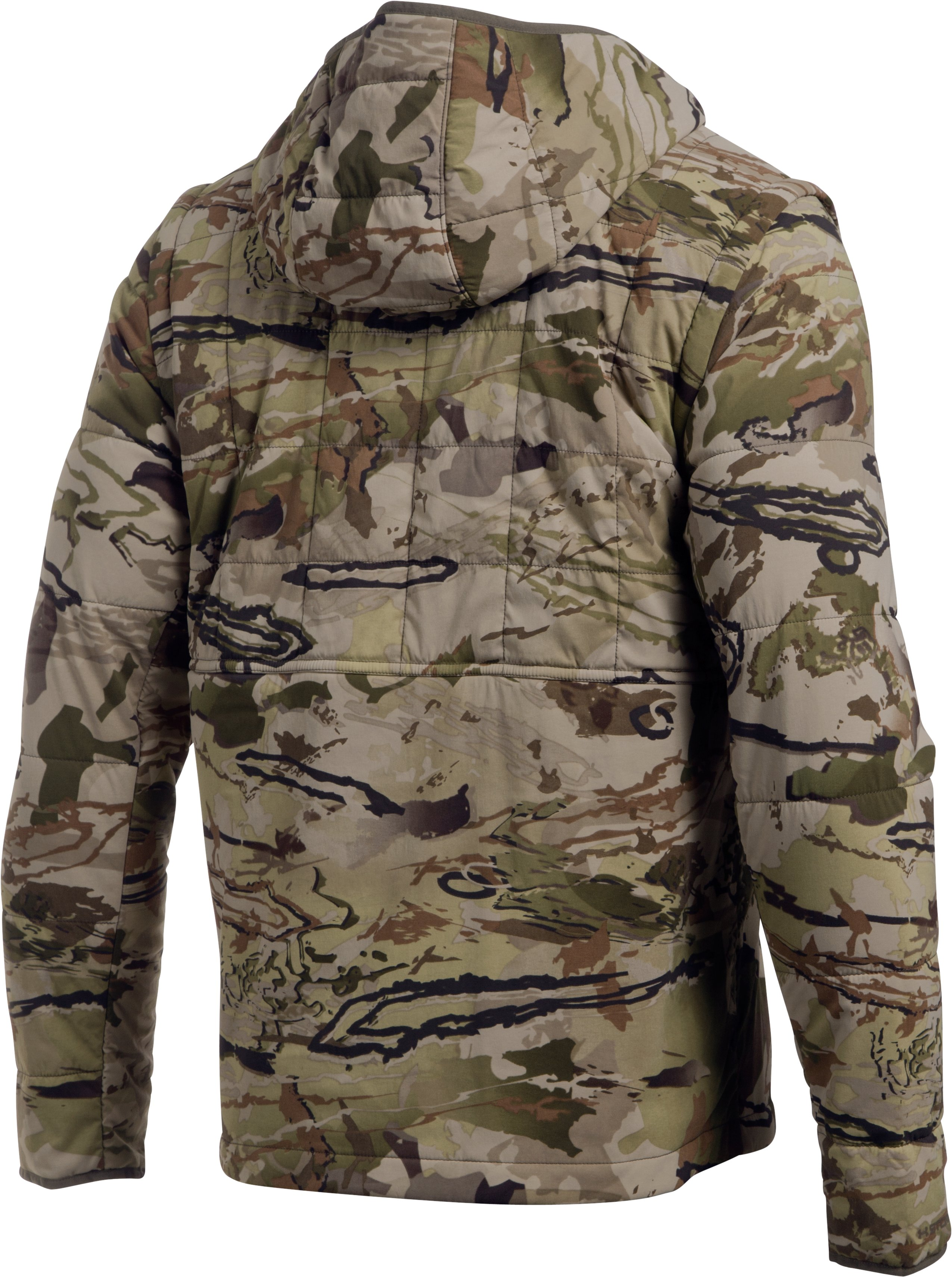 Men's UA Ridge Reaper® 23 Insulated 2-in-1 Jacket, RIDGE REAPER® BARREN