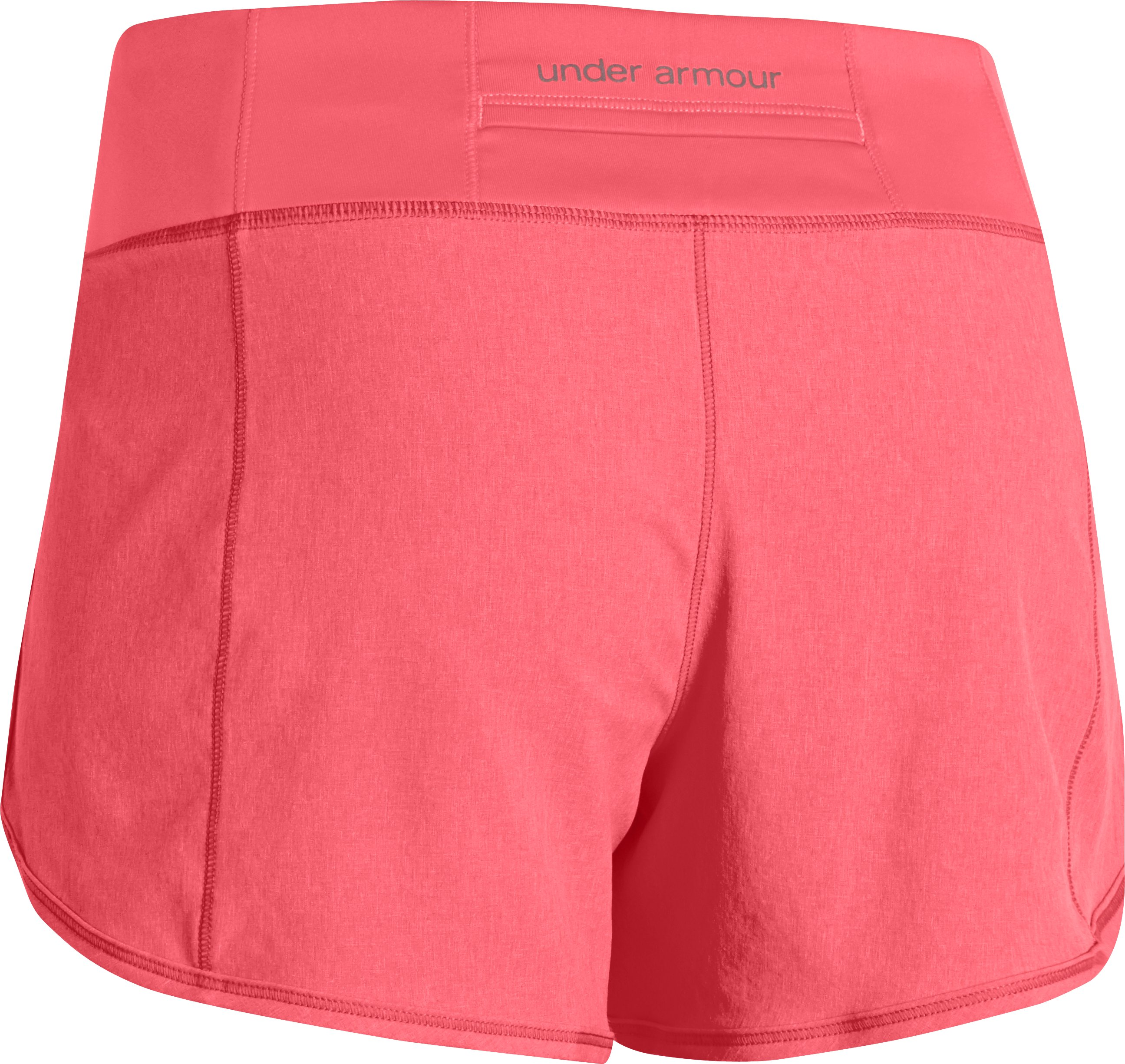 Women's UA Printed Get Going Shorts, BRILLIANCE