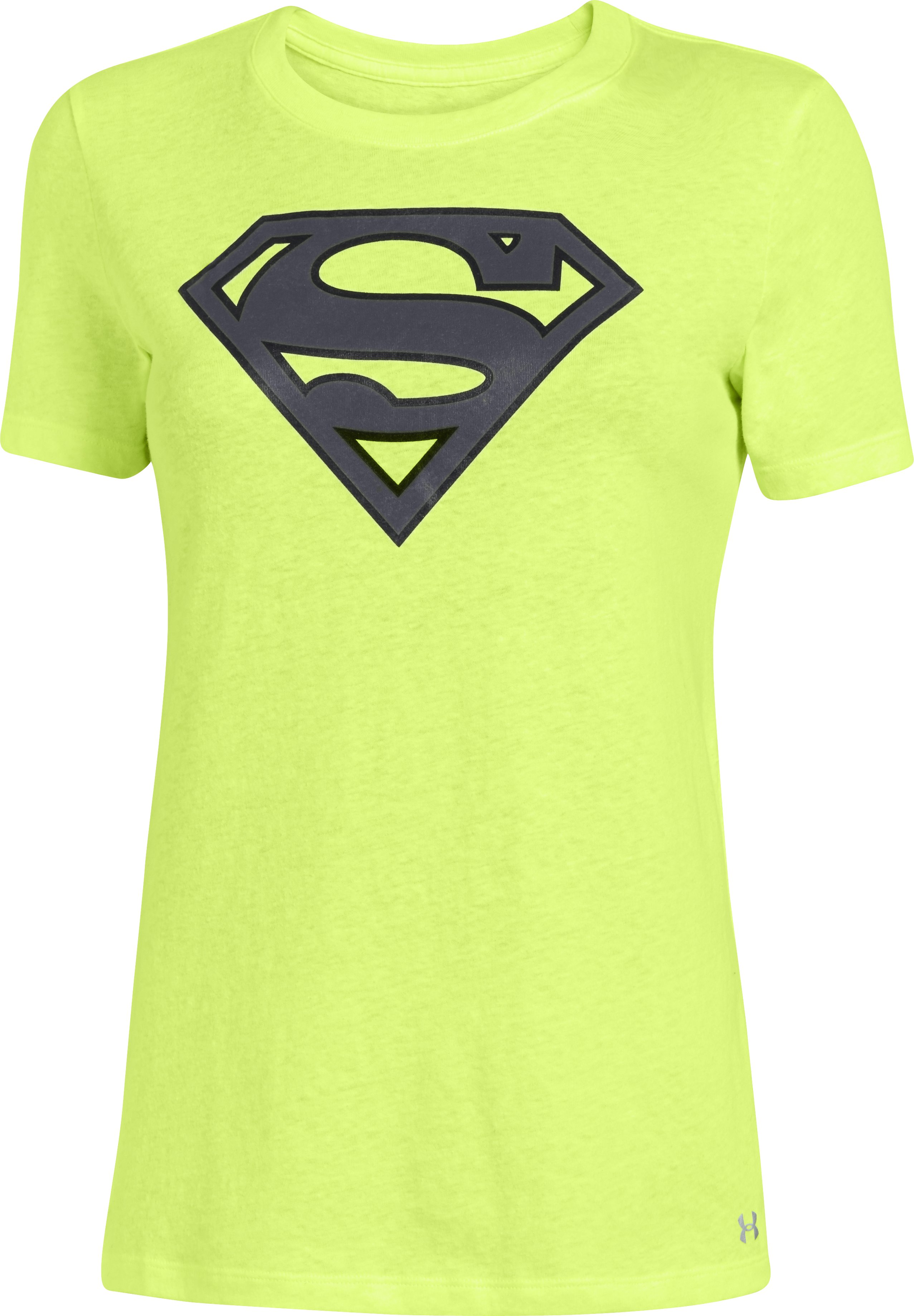 Women's Under Armour® Alter Ego Supergirl T-Shirt, X-Ray,