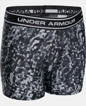 Best Seller Boys' UA Original Series Printed Boxerjock® 2-Pack   $25