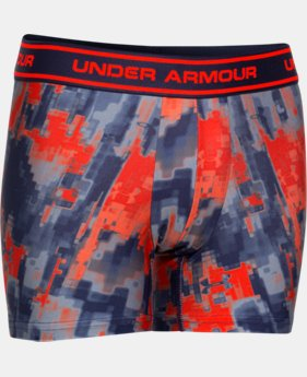 Boys' UA Original Series Printed Boxerjock® 2-Pack  2 Colors $15.99 to $18.99