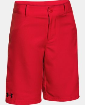 Boys' UA Medal Play Shorts LIMITED TIME: FREE U.S. SHIPPING  $29.99